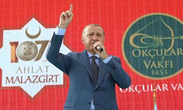 Erdoğan duyurdu, kara harekatı başlıyor