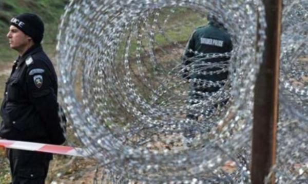 AB'ye kaçak girmek isteyen 2 Türk yakalandı