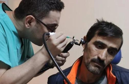 İstanbul'da şoke eden olay! Kulağından çıkanlara doktor bile inanamadı