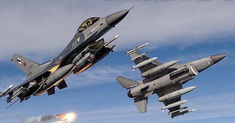 PKK'nın ini Kandil'e hava harekatı