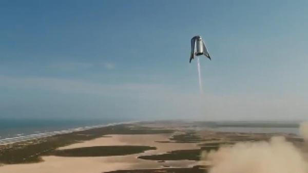 SpaceX'in yeni roketi testi geçti ! İşte o görüntüler - Resim: 2