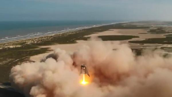 SpaceX'in yeni roketi testi geçti ! İşte o görüntüler - Resim: 3