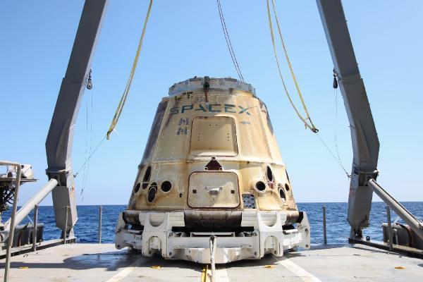 SpaceX'in yeni roketi testi geçti ! İşte o görüntüler - Resim: 4