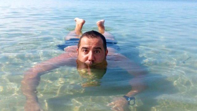 Ata Demirer ''pes'' dediği olayı Twitter'a taşıdı