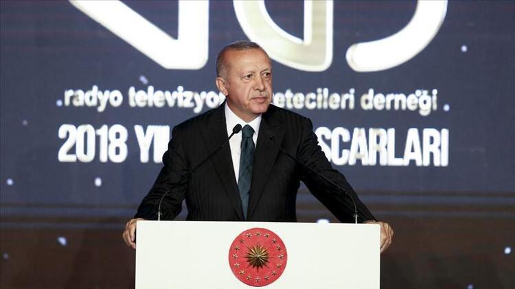 Erdoğan: Türkiye'nin başarıları kasıtlı olarak görülmüyor