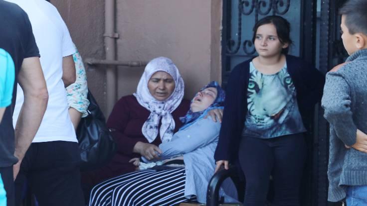 Göçükte mahsur kalan işçi öldü