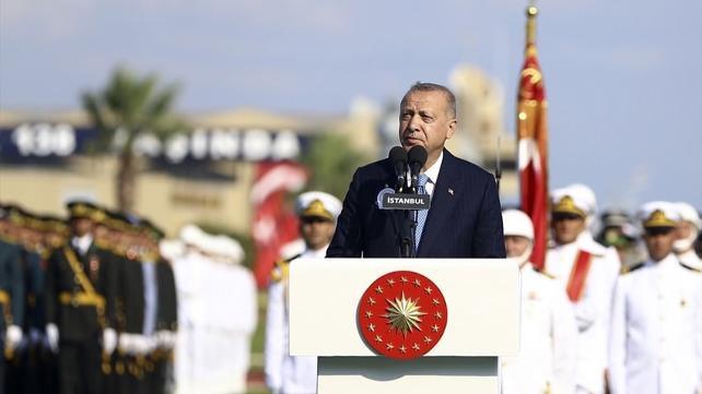 Erdoğan'dan kritik güvenli bölge açıklaması