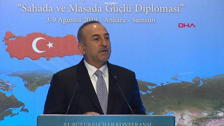 Çavuşoğlu'ndan ABD'ye PKK/YPG çağrısı
