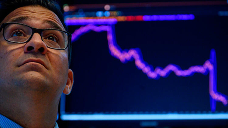 Ticaret savaşında sular durulmuyor ! ABD piyasaları allak bullak
