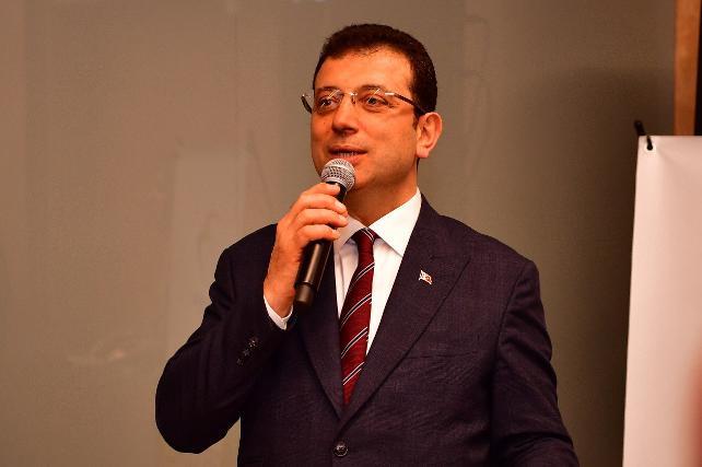 İmamoğlu'ndan AK Partili Ravza Kavakçı Kan hakkında şok iddia !