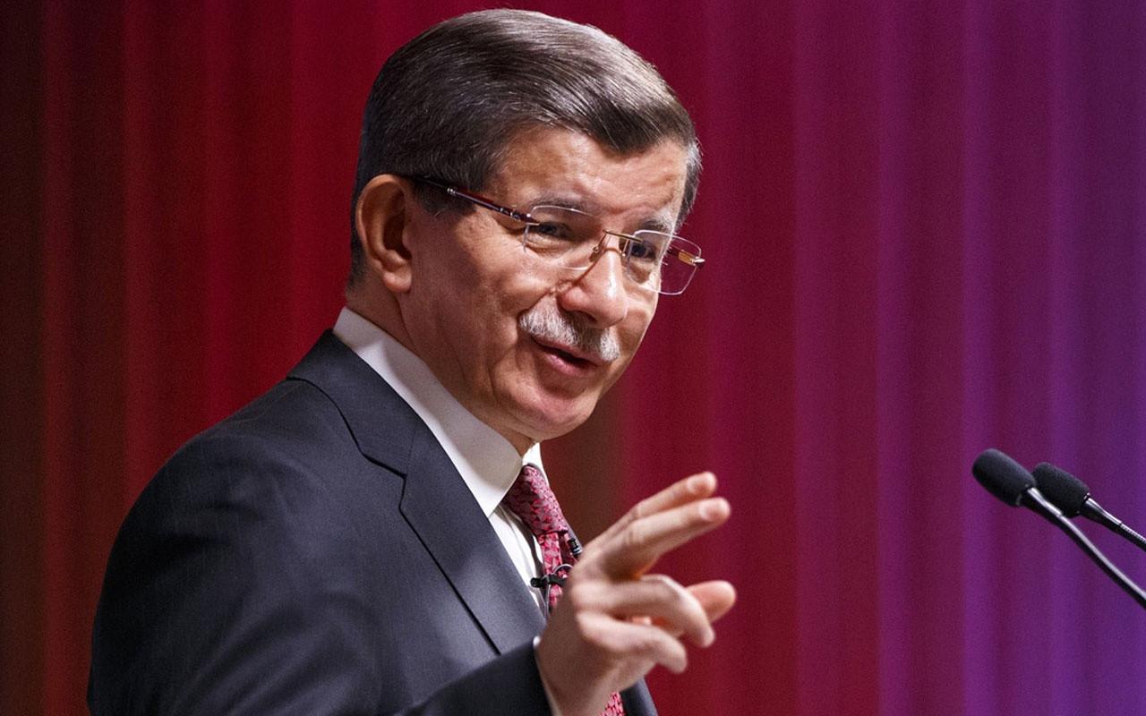 AK Partili isimden dikkat çeken Davutoğlu paylaşımı
