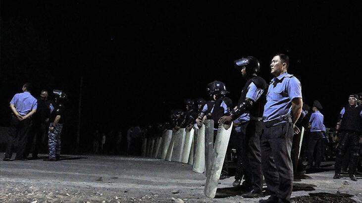 Kırgızistan'ın Eski Cumhurbaşkanı Atambayev gözaltına alındı