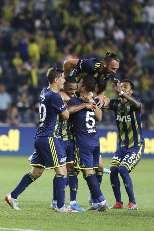 Fenerbahçeli yıldız ismin performansı göz kamaştırdı