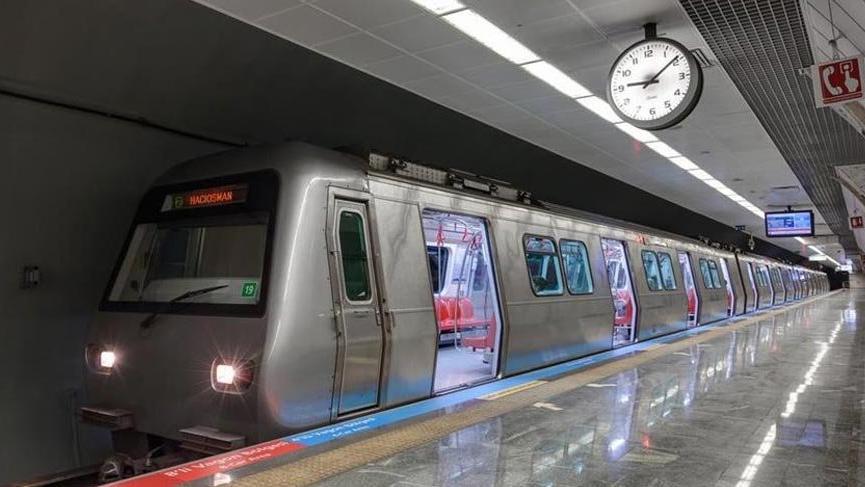 İBB gece metrosu rakamlarını açıkladı ! Kaç kişi kullandı ?