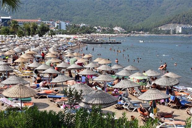 Türkiye'de en çok Letonyalılar konakladı - Resim: 1