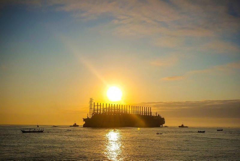 Türk gemisi Senegal'e hayat verecek - Resim: 1