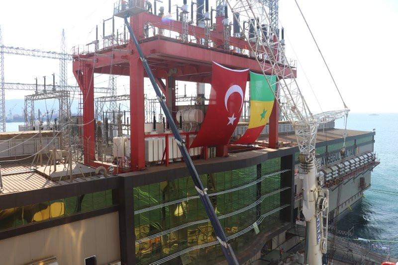 Türk gemisi Senegal'e hayat verecek - Resim: 3