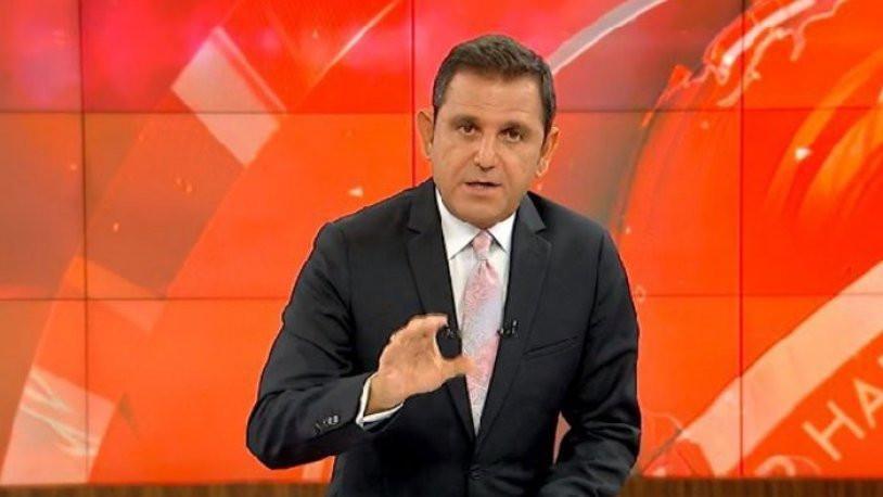"""Fatih Portakal'dan Erdoğan'a eleştiri: """"Keşke kendisi yapabilseydi...''"""