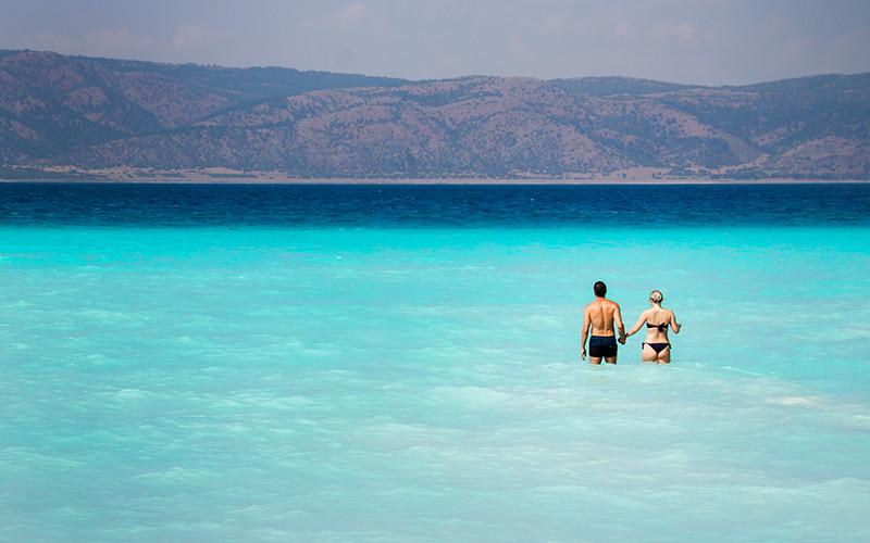 Salda Gölü turizm merkezi statüsünden çıkarıldı