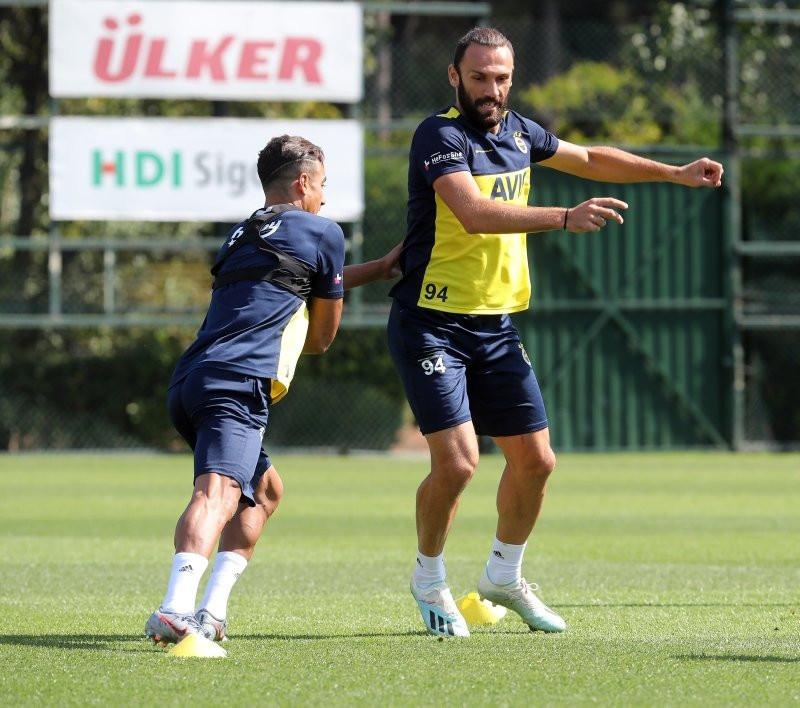 İşte Fenerbahçe'nin sürpriz Alanyaspor ilk 11'i