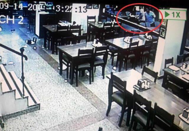 Şevket Çoruh'a saldırı anının görüntüleri ortaya çıktı