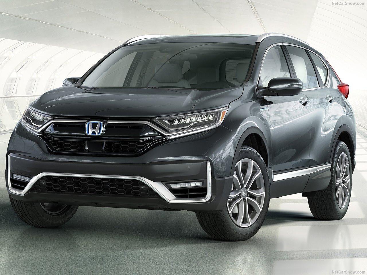 2020 Honda CR-V tanıtıldı