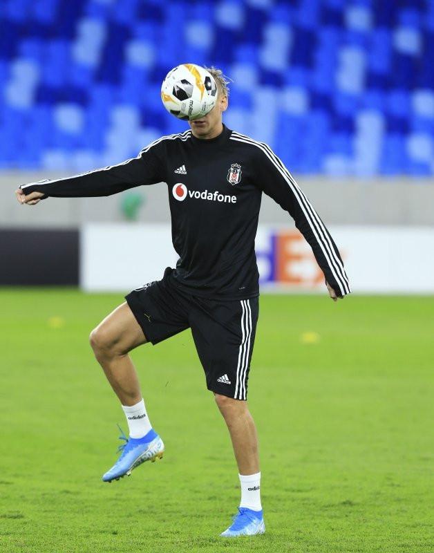 Abdullah Avcı'dan büyük sürpriz! İşte Beşiktaş'ın Slovan Bratislav ilk 11'i