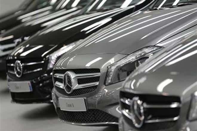 Cumhurbaşkanlığı'nın Mercedes Maybach'leri Meclis gündeminde