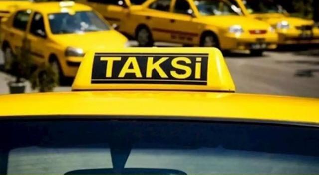Taksilerde zamlı tarife yürürlüğe girdi