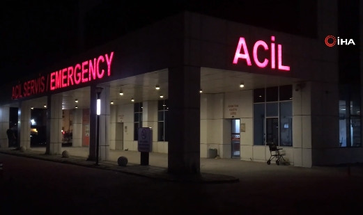 Tekirdağ'da kimyasal alarm! 8 kişi hastaneye kaldırıldı