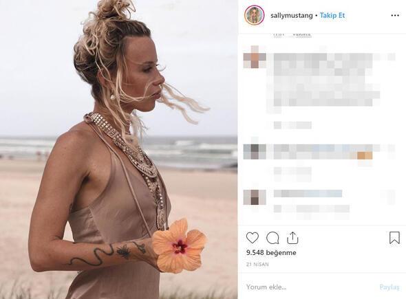 Sosyal medya fenomeninin müstehcen paylaşımı başını yaktı