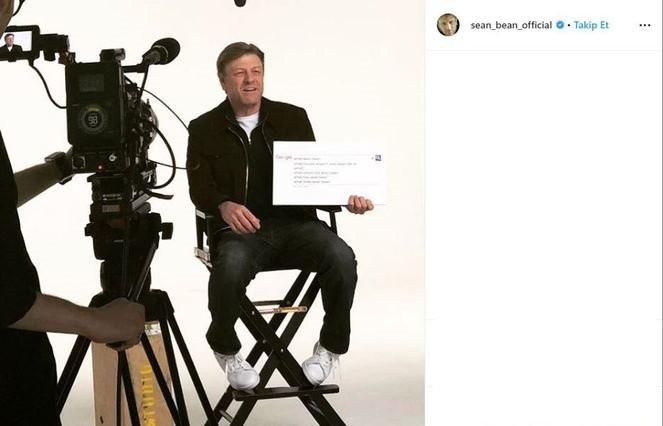 Ünlü aktör Sean Bean'den 'Beni öldürmeyin' kampanyası