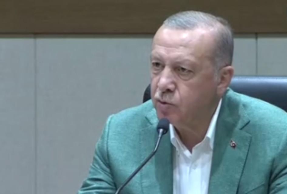 Erdoğan'dan dikkat çeken Patriot ve F-35 açıklaması