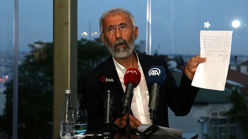 ''Erdoğan, Öcalan ile görüşmeme engel olmadı''