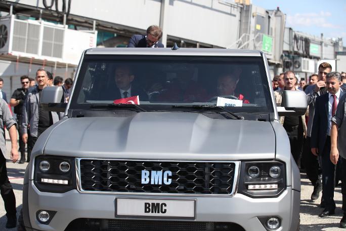Erdoğan talimat verdi: ''Motorun sesini kısın''