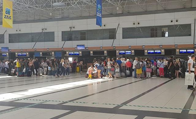 Turizm devi battı, Antalya'da kriz masası kuruldu