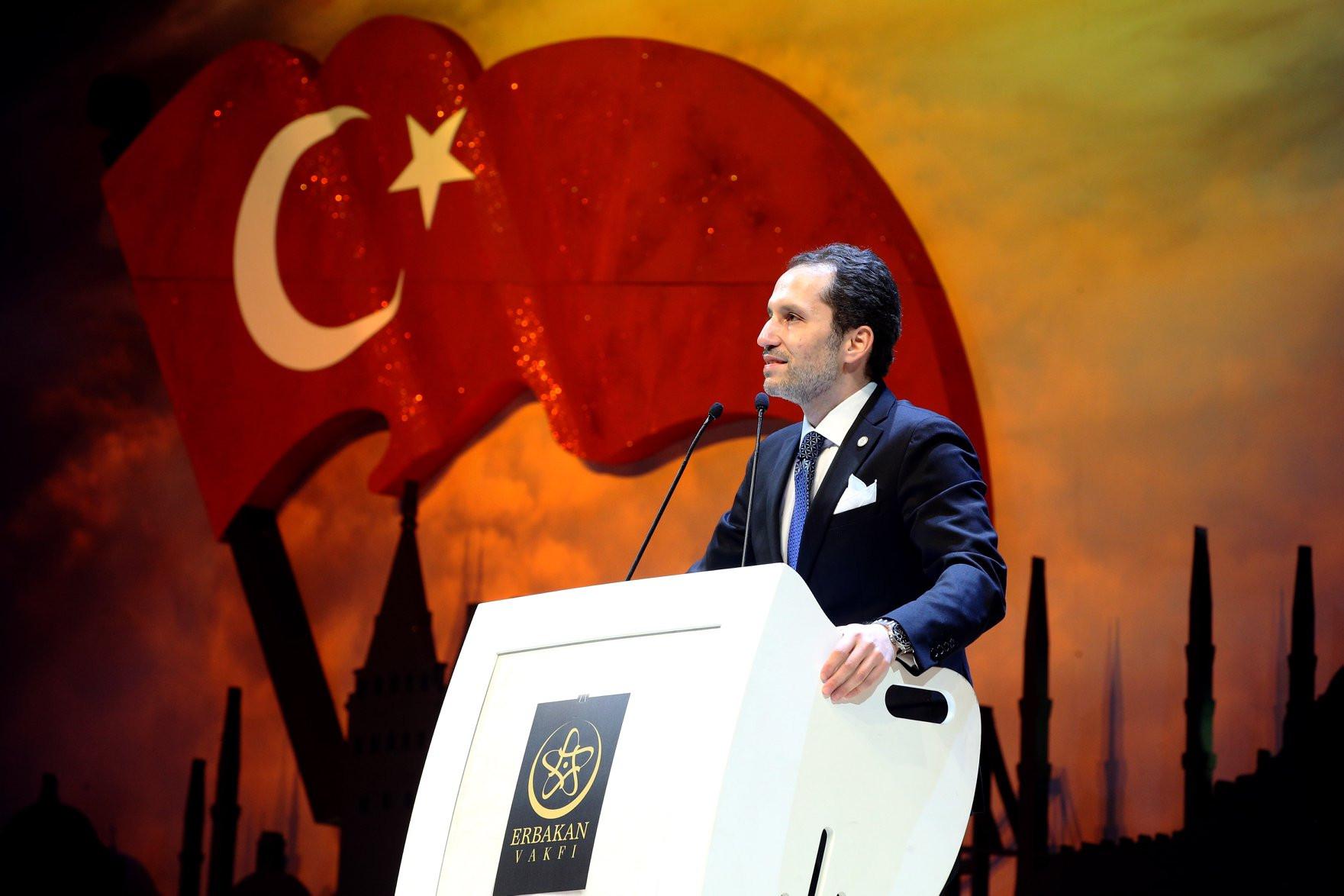 Fatih Erbakan, Erdoğan'a rakip oldu! İşte 2023'ün ilk Cumhurbaşkanı adayı