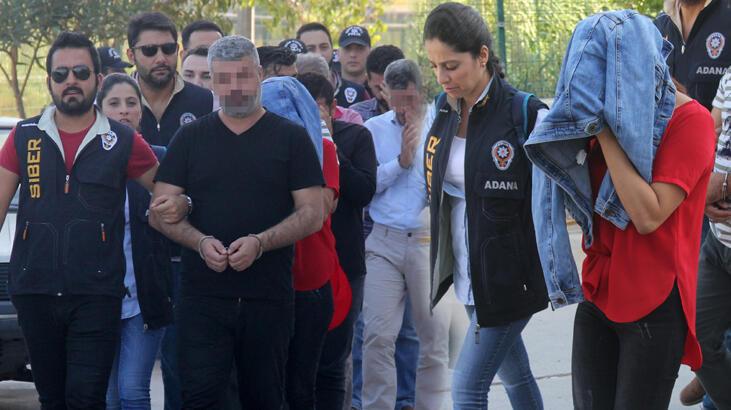 Aylık geliri 8 milyon liraydı; tutuklandı
