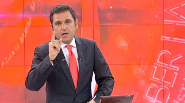 Fatih Portakal'dan FOX'u ''yalan haber''le suçlayan Erdoğan'a yanıt