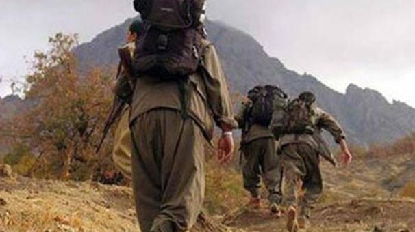 PKK'nın 20 yıllık arşivi ele geçirildi
