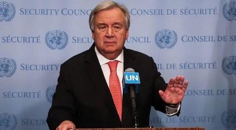 BM'den açıklama: ''Çatışma olasılığıyla karşı karşıyayız''