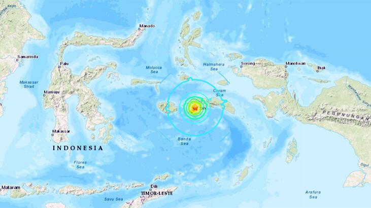 6.8 büyüklüğündeki deprem 20 can aldı