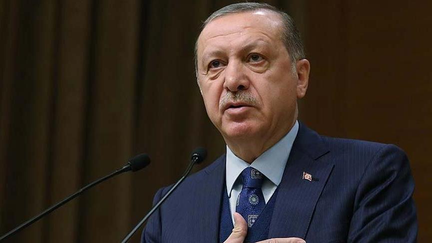 Erdoğan: F-35 konusunda kendilerine teklifimi yaptım