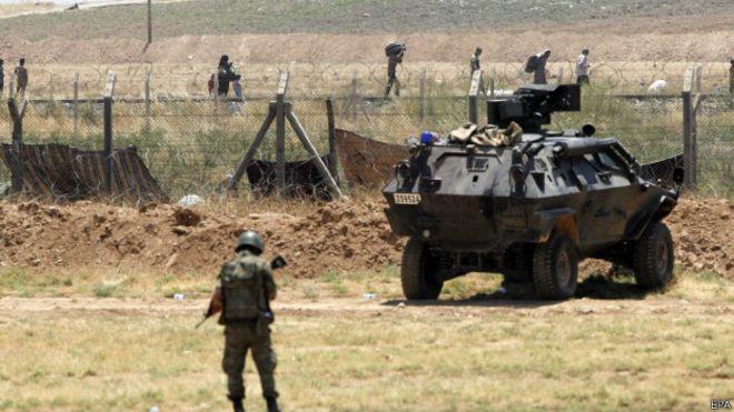 Türkiye'nin güvenli bölge planının detayları belli oldu