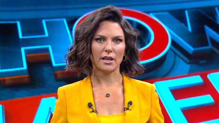 Show TV spikeri Ece Üner'den ''toplanma alanı'' göndermesi