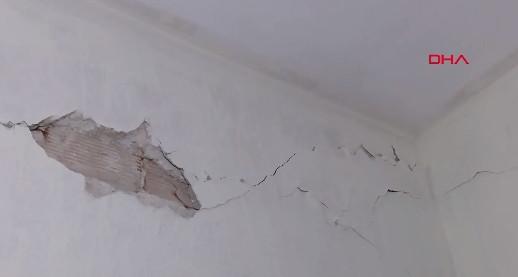 Deprem sonrası İstanbul'da korkutan görüntü
