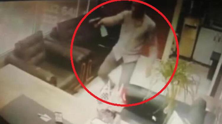 İzmir'de dehşet anları ! Silahlı saldırıya uğradı