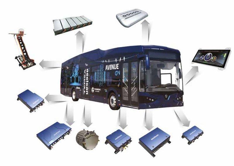 ASELSAN'ın elektrikli otobüsü yollara iniyor
