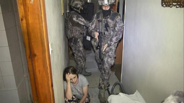 İstanbul ve Bursa'da 500 polisle operasyon: Gözaltılar var