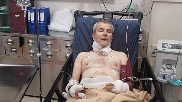 Zeytinburnu'nda dehşet ! Taksici boğazından bıçaklandı